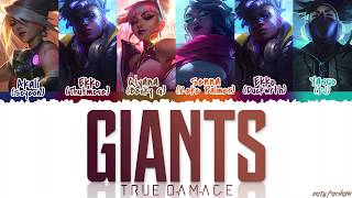 True Damage Giants